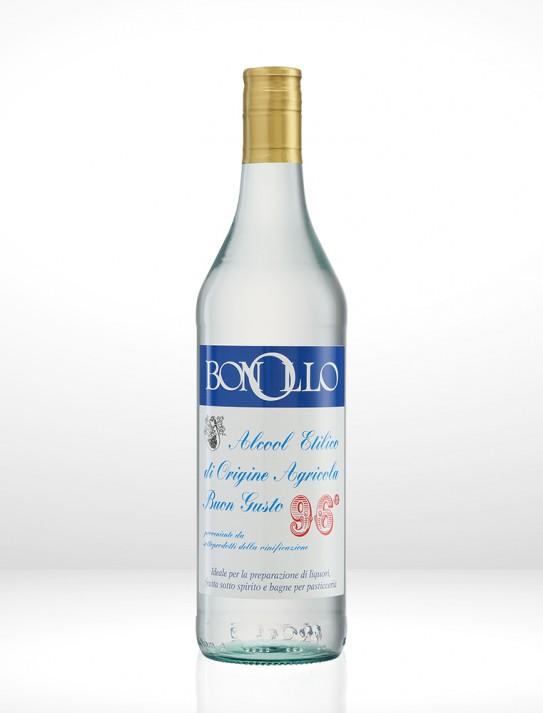 Alcool Buongusto Neutro da vino 1 litro
